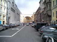 Asisbiz Architecture Saint Petersburg Palace Square approaches 2005 07