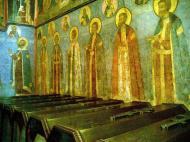 Asisbiz Moscow Kremlin Patriarchs Palace Church of 12 Apostles 2005 05