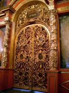 Asisbiz Moscow Kremlin Patriarchs Palace Church of 12 Apostles 2005 10