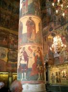 Asisbiz Moscow Kremlin Patriarchs Palace Church of 12 Apostles 2005 13