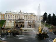 Asisbiz Peterhof Architecture Samson and Lion Fountain 2005 04