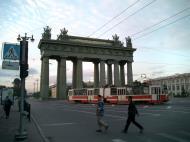 Asisbiz Russia Saint Petersburg Transport Tram 2005 01