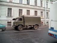 Asisbiz Russia Saint Petersburg Transport Vehicles Army truck 2005 01