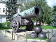 Asisbiz Russia Moscow Kremlin Tsar Cannon cast 1825 2005 02