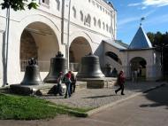 Asisbiz Veliky Novgorod Kremlin St Sophia Cathedral Bell Tower 2005 02