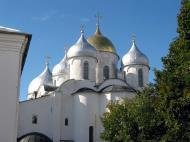 Asisbiz Veliky Novgorod Kremlin St Sophia cathedral 2005 05
