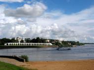 Asisbiz Veliky Novgorod Volkhov River from Lake Ilmen 2005 01