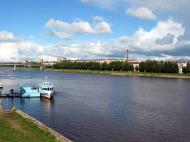 Asisbiz Veliky Novgorod Volkhov River from Lake Ilmen 2005 04