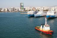 Asisbiz MS Marina Romilda Rodanthi GA Ferries docked Piraeus Port of Athens Greece 01