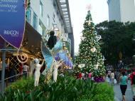 Asisbiz Singapore Orchard Street during Christmas 2004 05