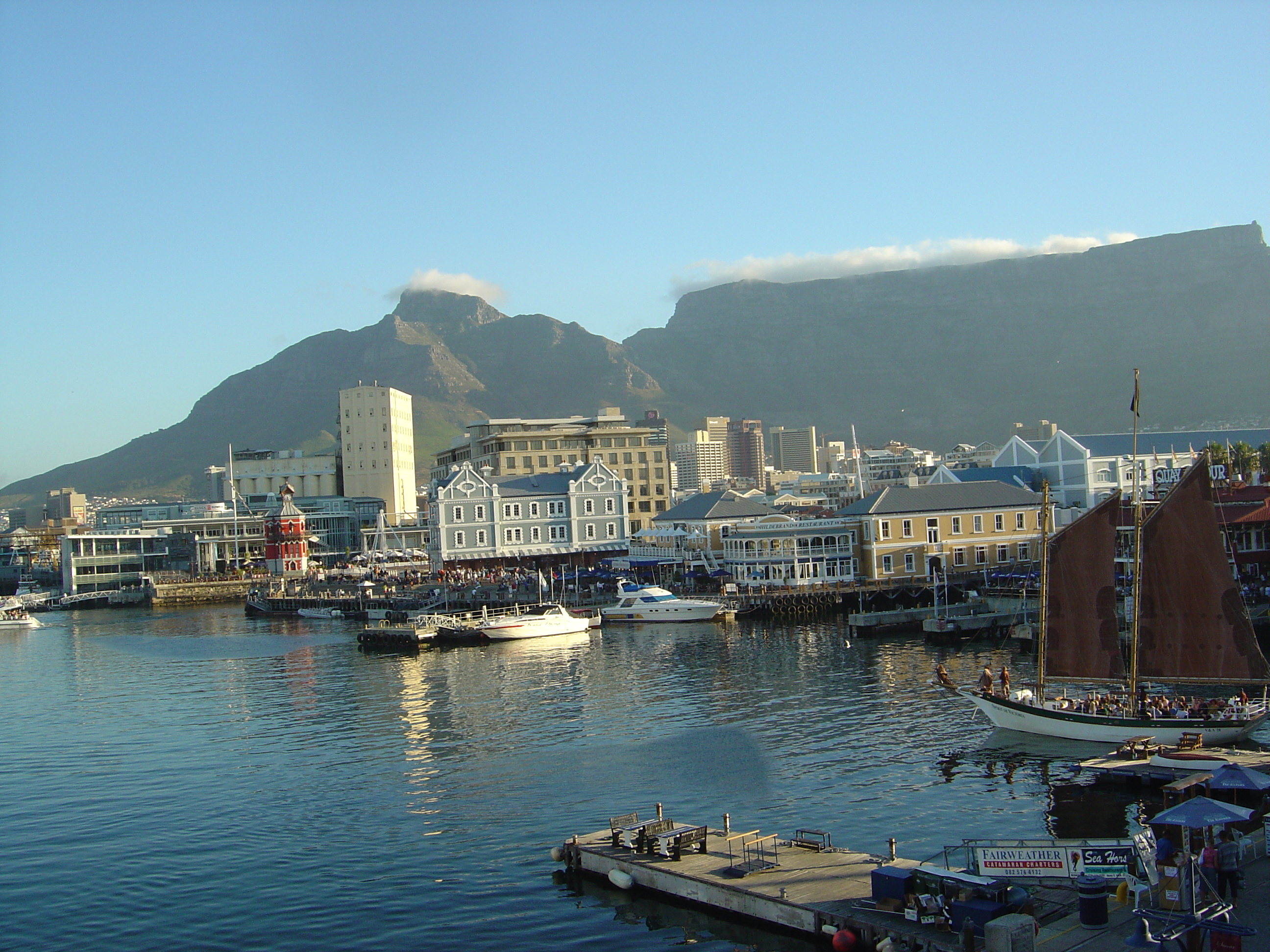 Wikipedia Cape Town Waterfront