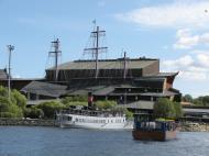 Asisbiz Sweden Stockholm Djurgarden harbor views 01