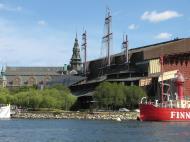 Asisbiz Sweden Stockholm Djurgarden harbor views 03