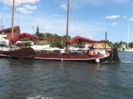 Asisbiz Sweden Stockholm Djurgarden harbor views 04