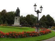 Asisbiz Statue Karl XIV Johan Norrkoping Sweden 01