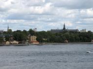 Asisbiz Sweden Stockholm Harbor views 01