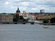 Asisbiz Sweden Stockholm Harbor views 02