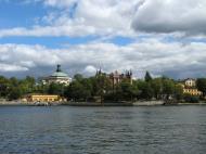 Asisbiz Sweden Stockholm Harbor views 03