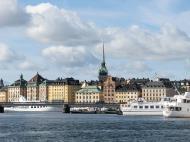 Asisbiz Sweden Stockholm Harbor views 05
