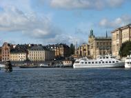 Asisbiz Sweden Stockholm Harbor views 07
