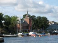 Asisbiz Sweden Stockholm Harbor views 08
