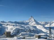 Asisbiz Switzerland Italy Matterhorn Matterhorn viewed from Gonergrat 01