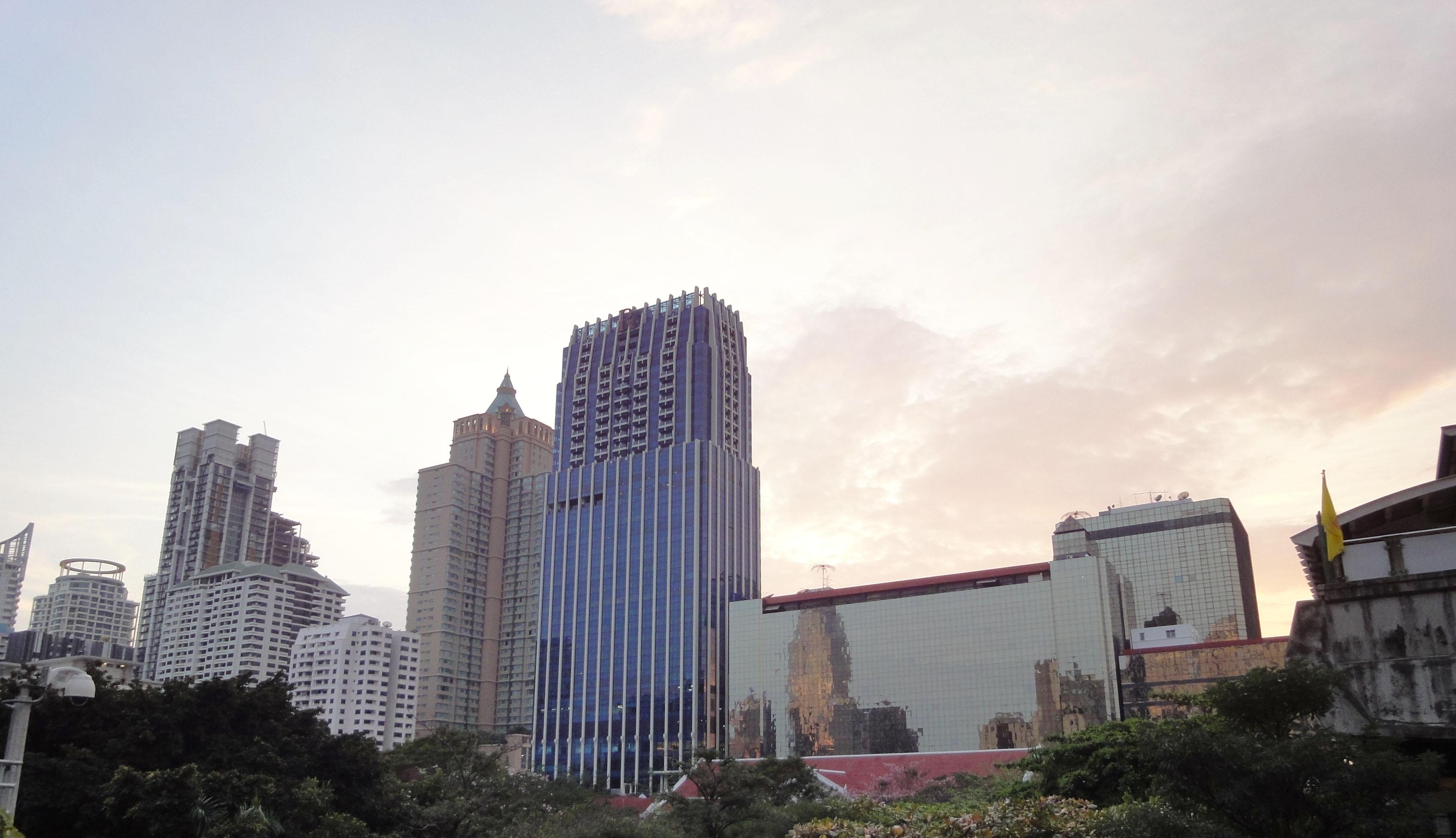 Bangkok city landscape 2010 01