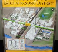 Asisbiz 1 Street map Ratchaprasong district Bangkok Thailand 2010 01