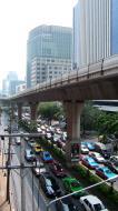 Asisbiz Bangkok Traffic street scenes Thailand Oct 2005 02