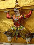 Asisbiz Demon guardians Bangkok Thailand 02