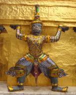 Asisbiz Demon guardians Bangkok Thailand 06