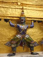 Asisbiz Demon guardians Bangkok Thailand 07