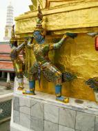 Asisbiz Demon guardians Bangkok Thailand 08