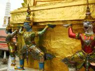 Asisbiz Demon guardians Bangkok Thailand 09