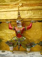 Asisbiz Demon guardians Bangkok Thailand 10