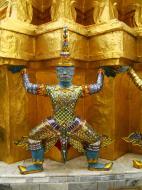 Asisbiz Demon guardians Bangkok Thailand 12