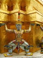 Asisbiz Demon guardians Bangkok Thailand 13