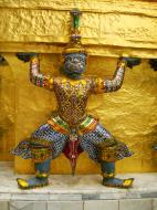 Asisbiz Demon guardians Bangkok Thailand 14