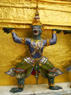 Asisbiz Demon guardians Bangkok Thailand 15