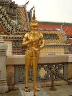 Asisbiz Grand Palace spiritual hintha guardians Bangkok Thailand 02