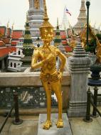 Asisbiz Grand Palace spiritual hintha guardians Bangkok Thailand 07