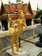 Asisbiz Grand Palace spiritual hintha guardians Bangkok Thailand 08