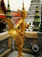 Asisbiz Grand Palace spiritual hintha guardians Bangkok Thailand 09