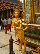 Asisbiz Grand Palace spiritual hintha guardians Bangkok Thailand 11