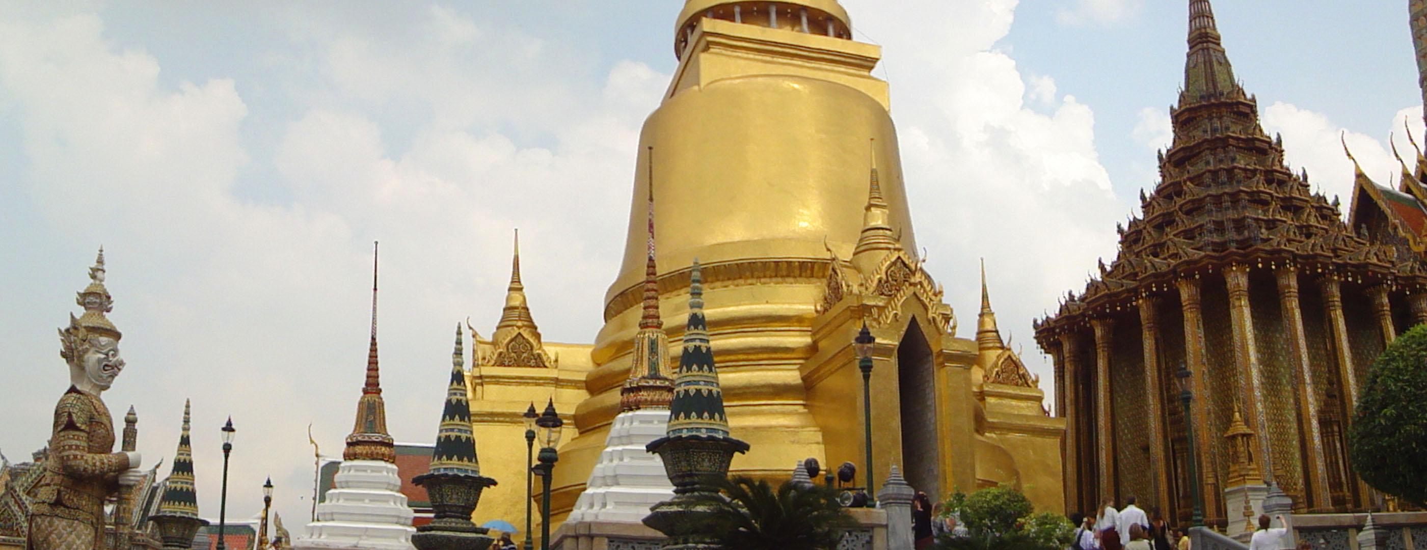 03 Phra Siratana Chedi Grand Palace Bangkok 2010 03
