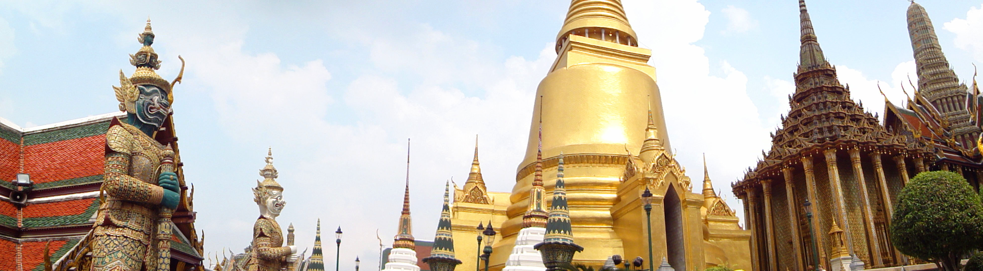 03 Phra Siratana Chedi Grand Palace Bangkok 2010 04