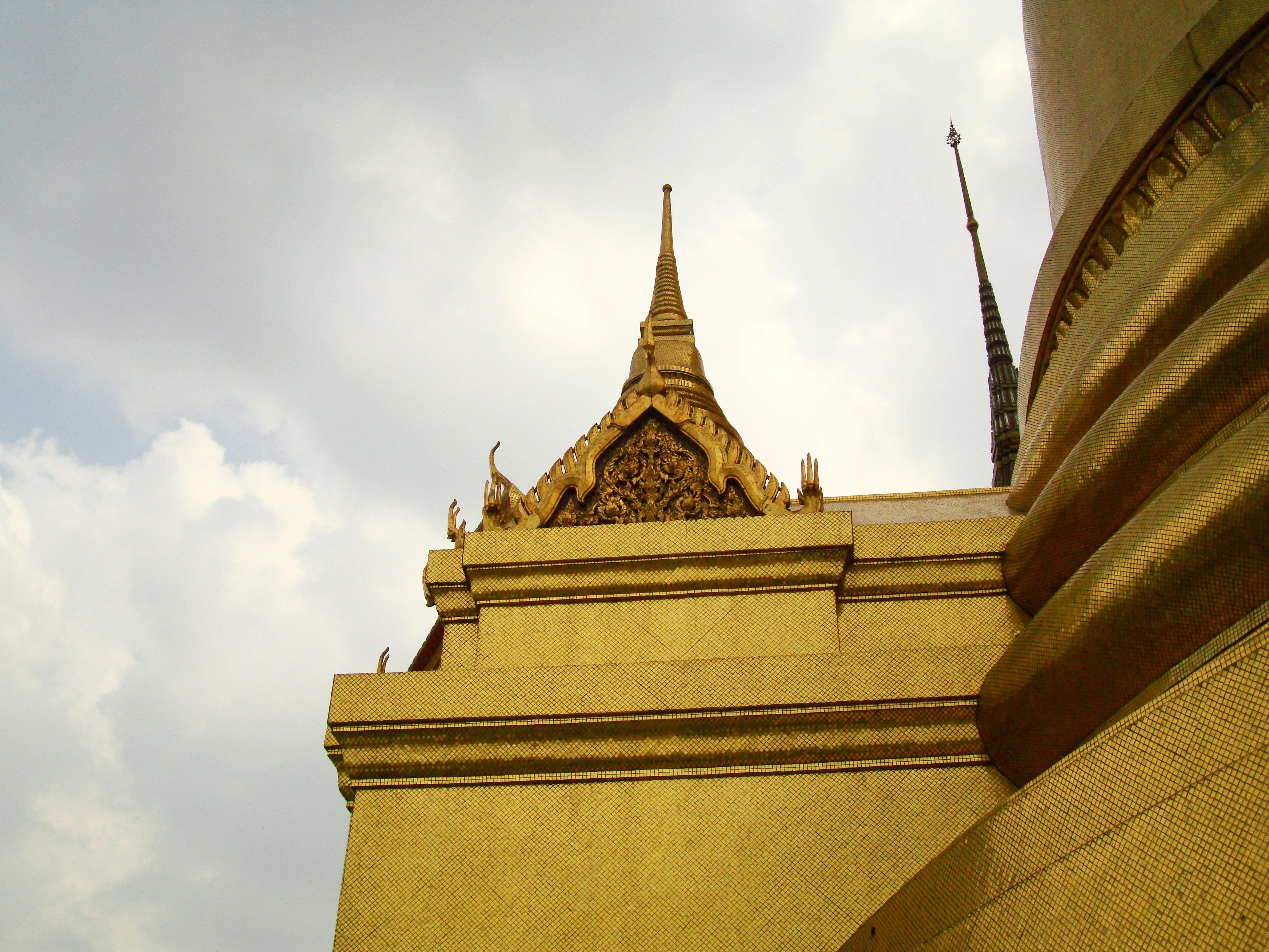 03 Phra Siratana Chedi Grand Palace Bangkok 2010 10
