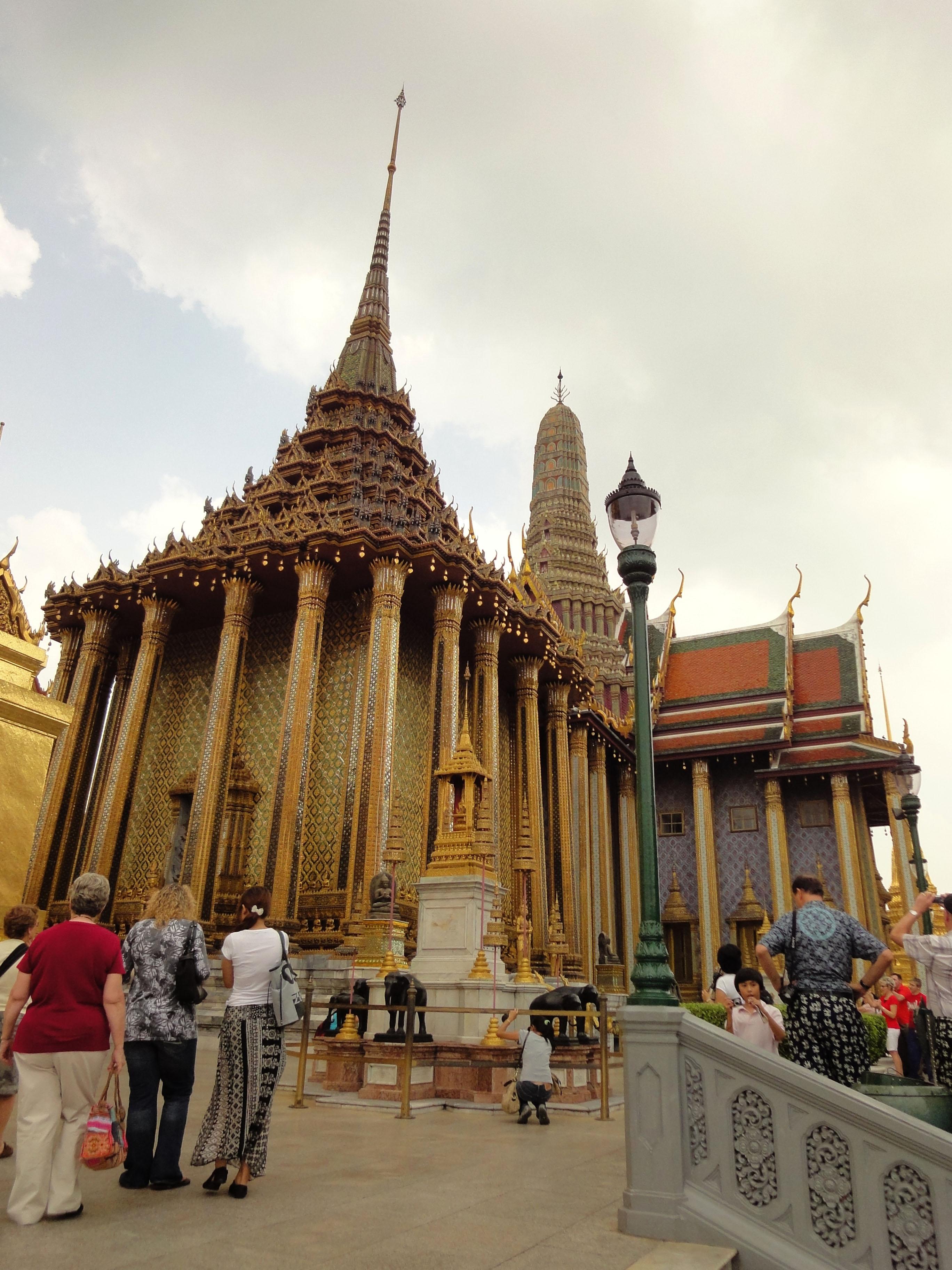 07 Phra Mondop Grand Palace Bangkok 2010 02