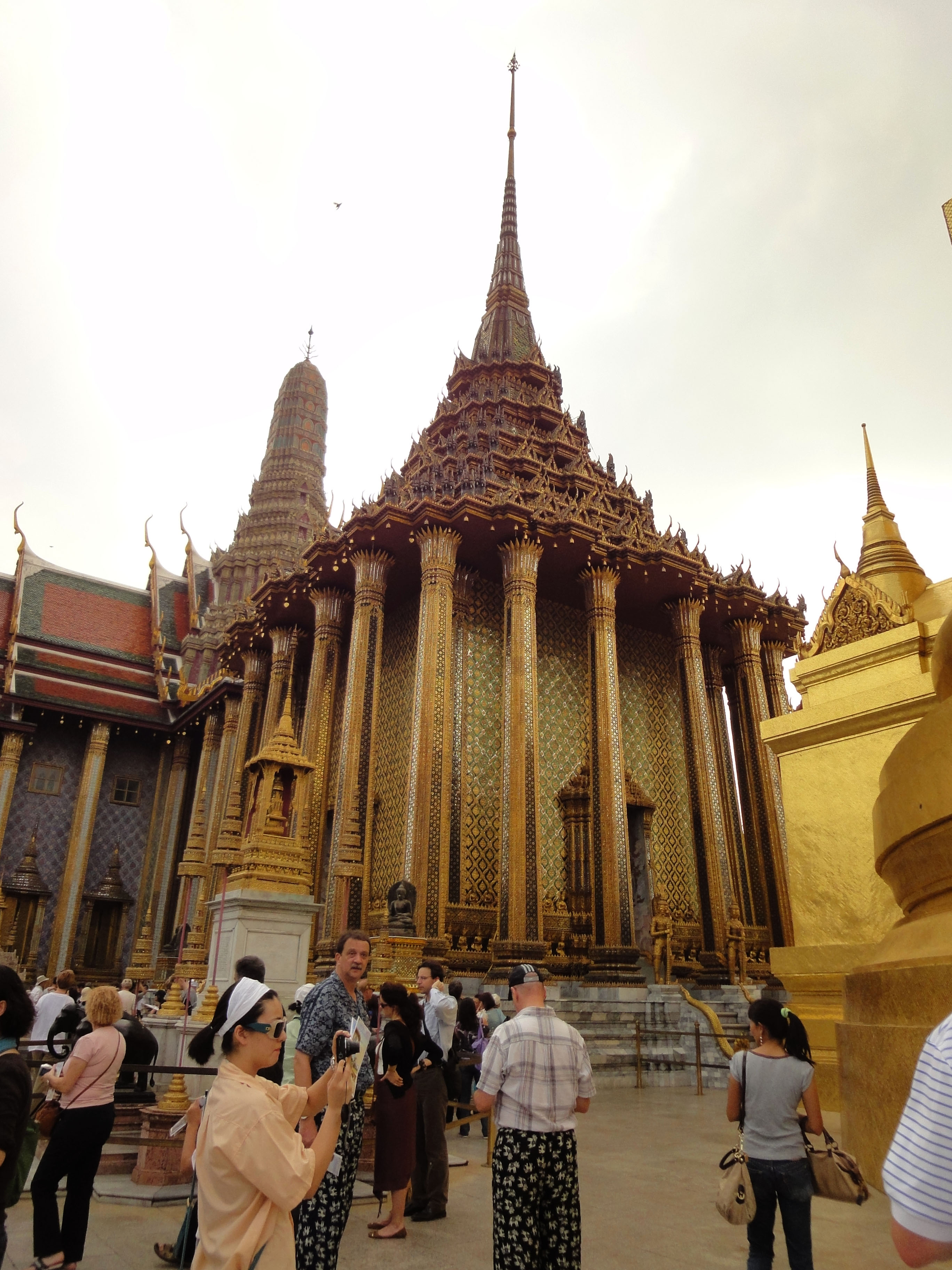 07 Phra Mondop Grand Palace Bangkok 2010 03