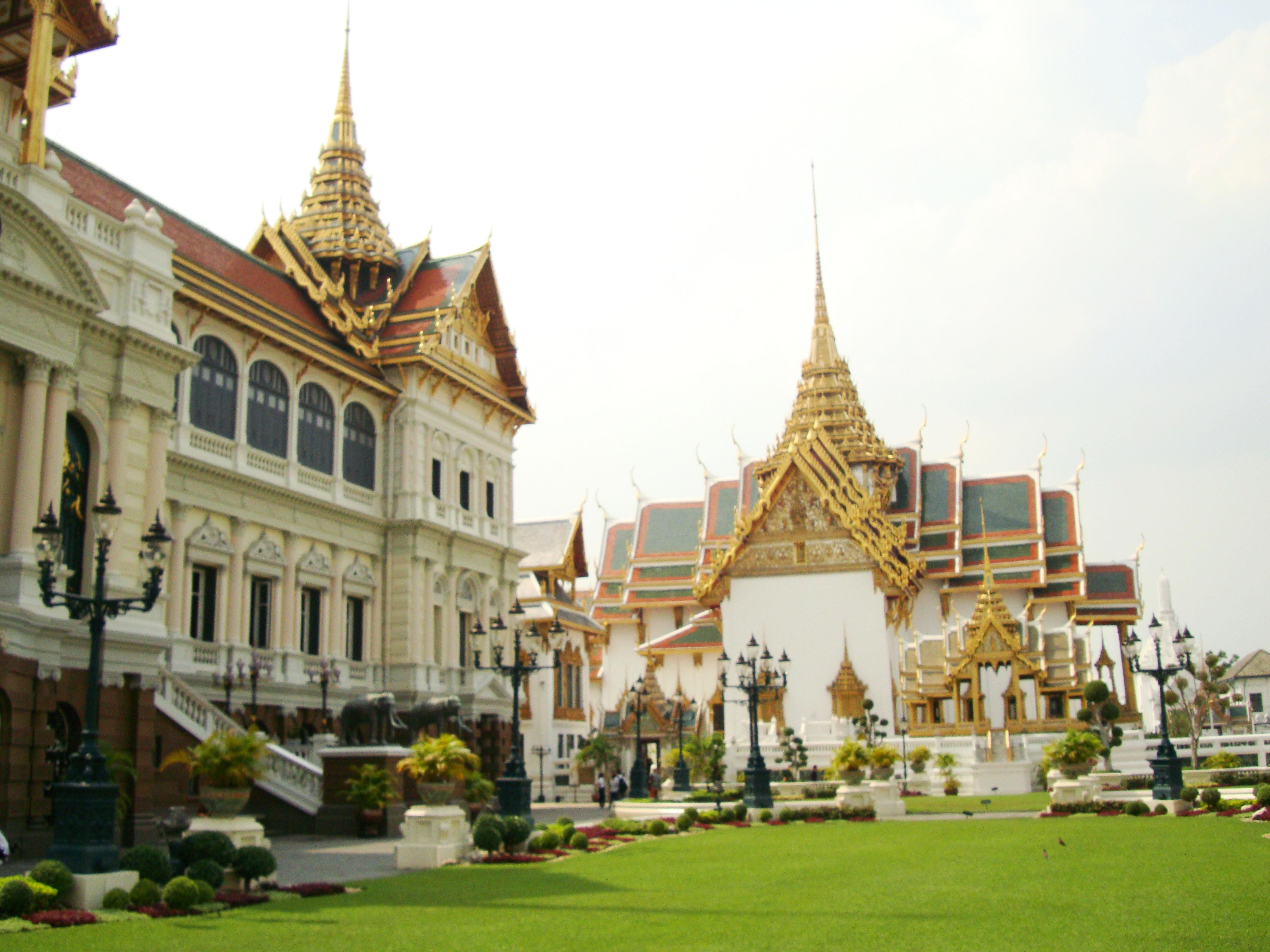 26 Chakri Maha Prasat Hall Grand Palace Bangkok Thailand 06